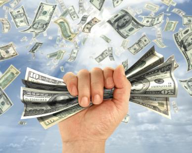 Material Assets - Rain of Dollars