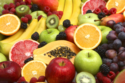 Changing Eating Habits with Fresh Fruit