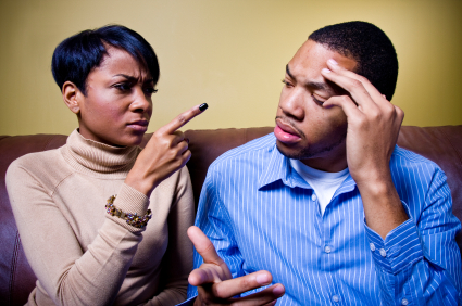 9 Affair Tips - Heated Argument